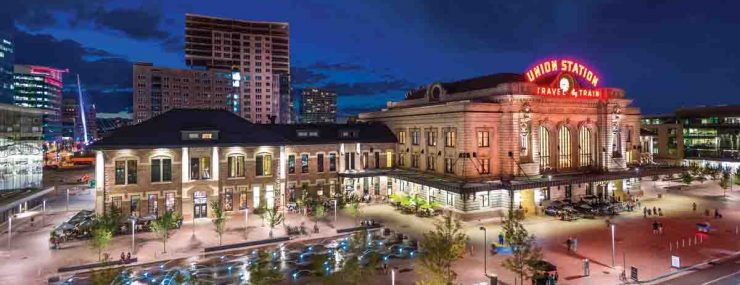 Denver Union Station Kuna Estates Luxury Home Sales