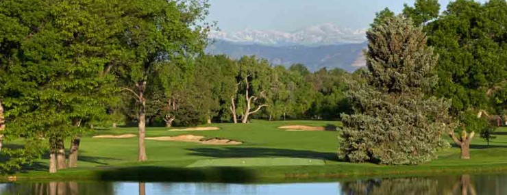 Cherry Creek Country Club Golf Course