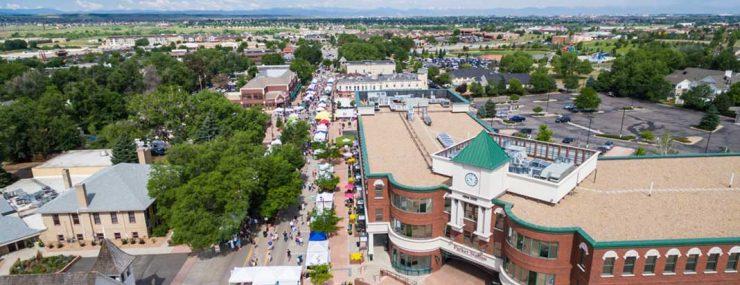 Parker Colorado Main Street