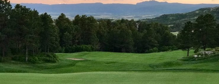 The Ridge Golf Course Castle Pines Kuna Estates