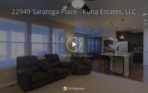 Saratoga Virtual Tour Screenshot