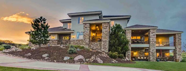 Pradera Golf Club Luxury Custom Home Sold by Tarah Kuna! – Parker, CO
