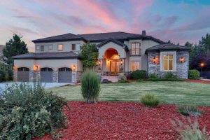 Amber Ridge Castle Pines Home For Sale