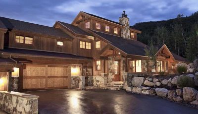 Chalet Fuego – 2672 Alpenglow Way, Steamboat Springs, CO 3D Model
