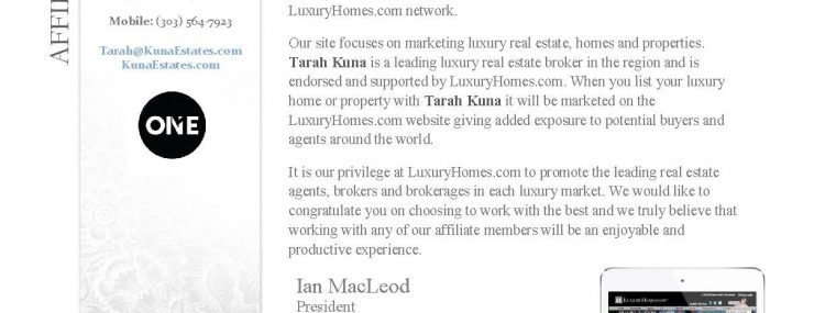 Luxury Homes Exclusive Real Estate Network