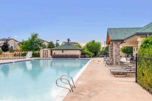 Daniels Gate Community Club House and Pool