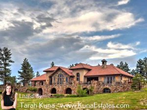 Luxury Home For Sale Colorado Golf Club