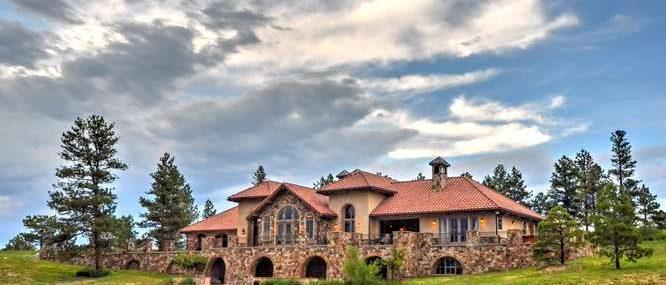 Luxury Estate For Sale Colorado Golf Club