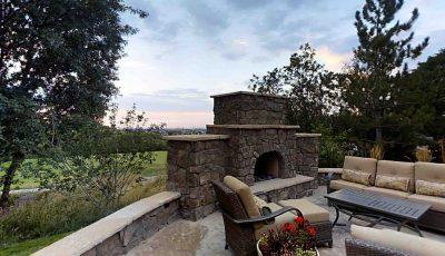 Estates at Buffalo Ridge – Castle Pines, CO (Gated Community) 3D Model