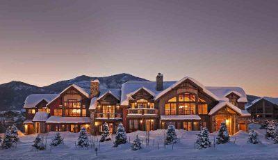 Alcandora Lodge – Steamboat Springs, CO 3D Model