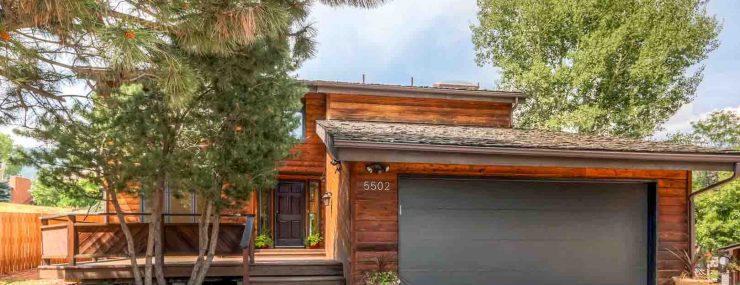 Kuna Estates Listing in Morison Colorado Golf Course Drive