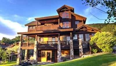 Chalet Beliza – Luxury Home in Steamboat Springs, CO 3D Model