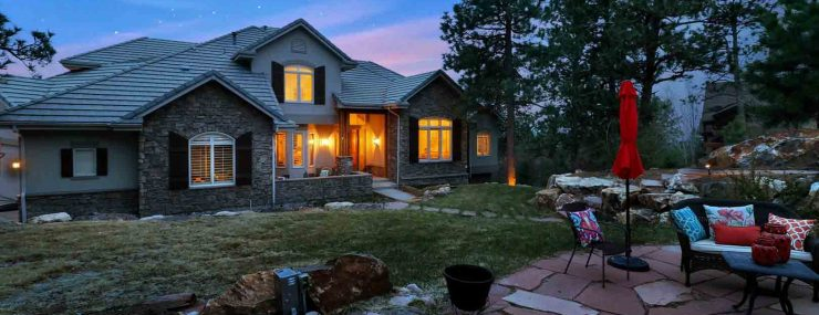 Forest Park Home For Sale Castle Pines