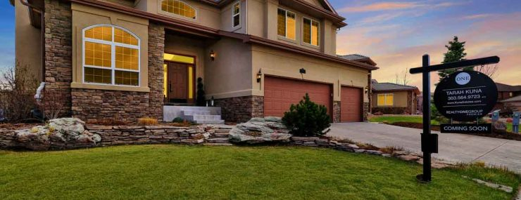 Castle Pines Home For Sale Listed by Kuna Estates 6030 Topaz Vista