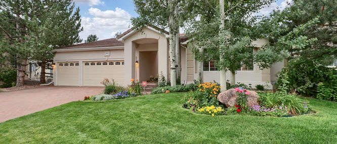 Single Story Ranch Home Aurora CO Kuna Estates
