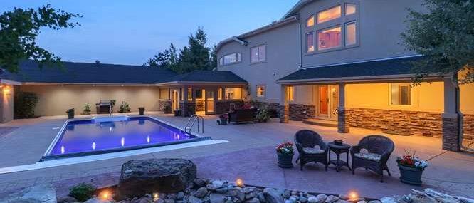 McArthur Ranch Luxury Estate For Sale Kuna Estates