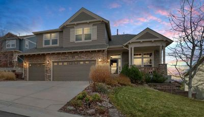 1575 Ridgetrail Court Castle Rock, CO 80104 3D Model